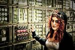 Machine Room Girl