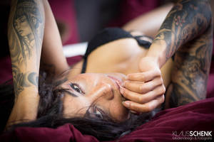 In Bed with by kschenk