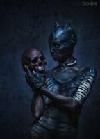 Bad Kitty by kschenk