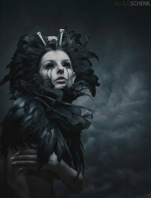 The Crow by kschenk