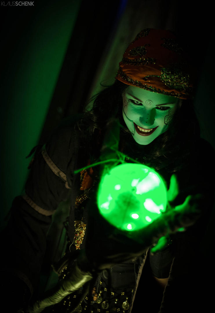 Witch by kschenk