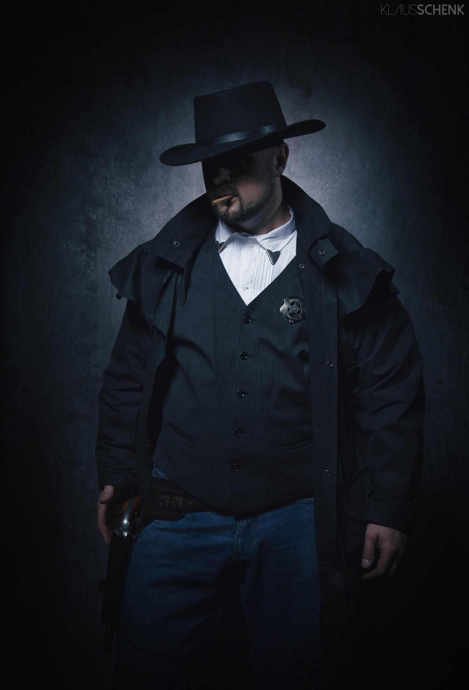 Tombstone Marshall by kschenk