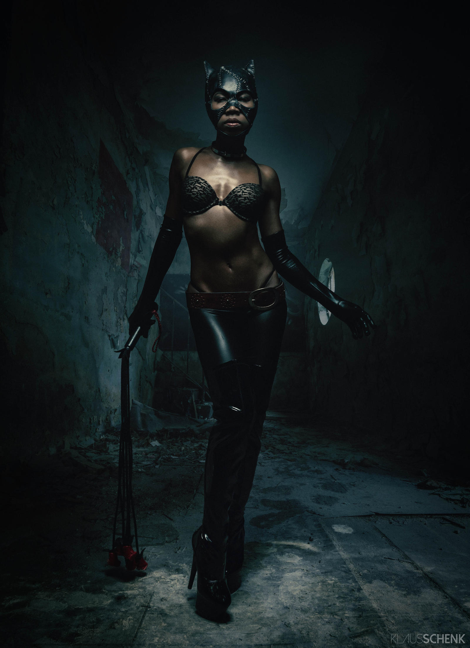 Cats of Gotham by kschenk