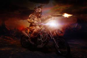 Fury Road by kschenk