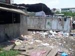 Urban wasteland by joelshine-stock