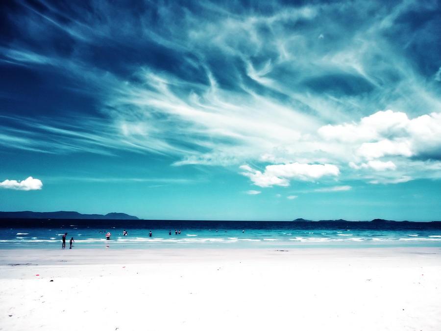Beach Place by WillTC