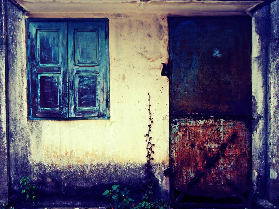 Dark house by WillTC
