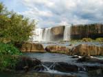 Draysap Waterfall