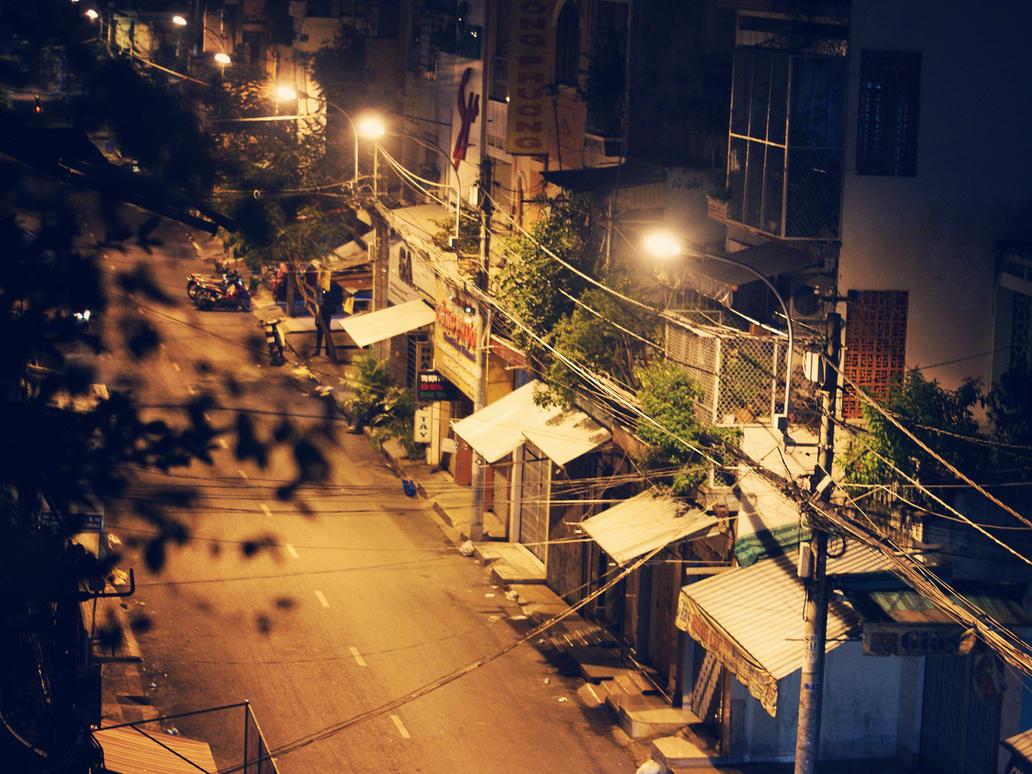 Endless Night by WillTC