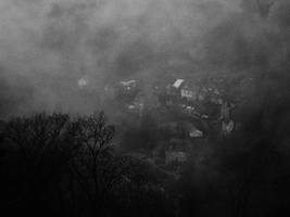 Town of Fog by WillTC