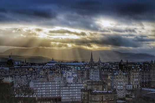 Edinburgh Light Beams