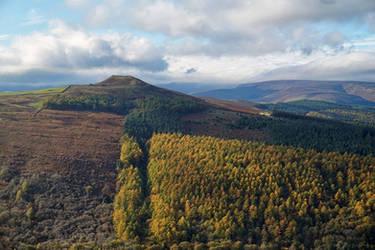 Peak District Autumn by WillTC