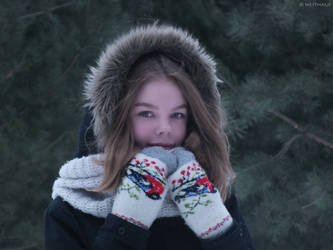 Frozen by WestMauE