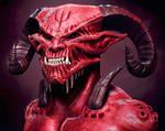 Demon Lord by Adam-Baker