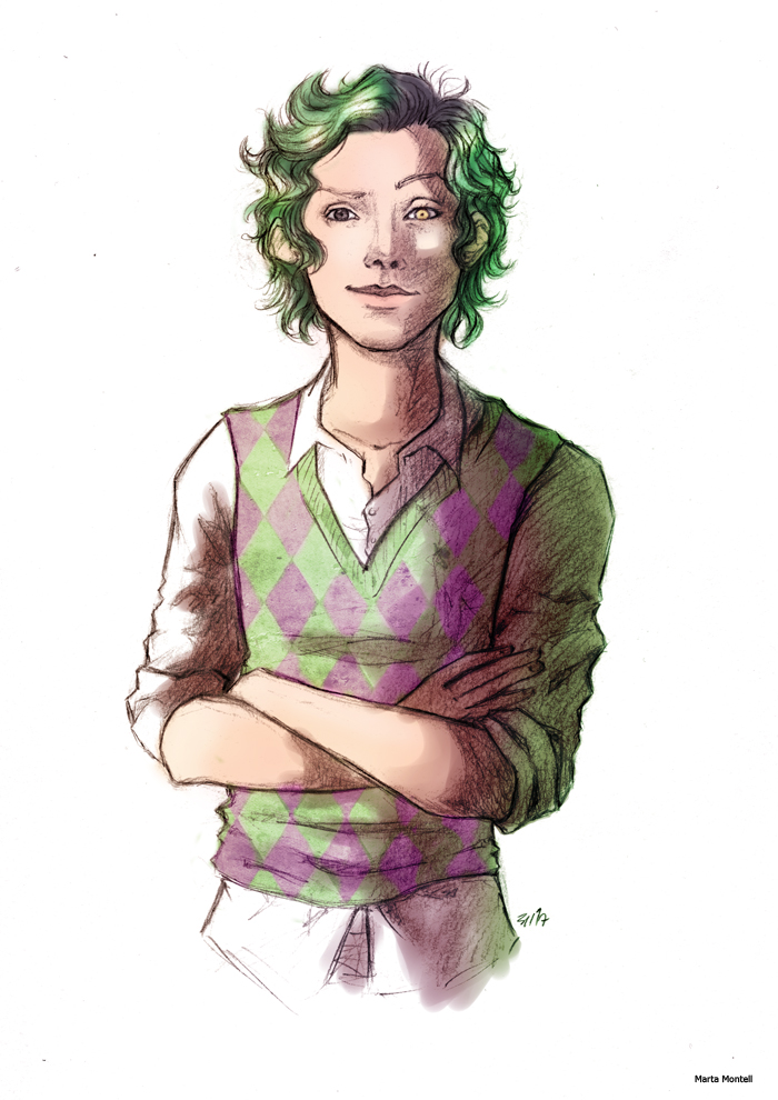 alex fierro by martaiconan on deviantart