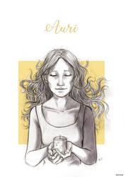 Auri_ 1 by MartAiConan