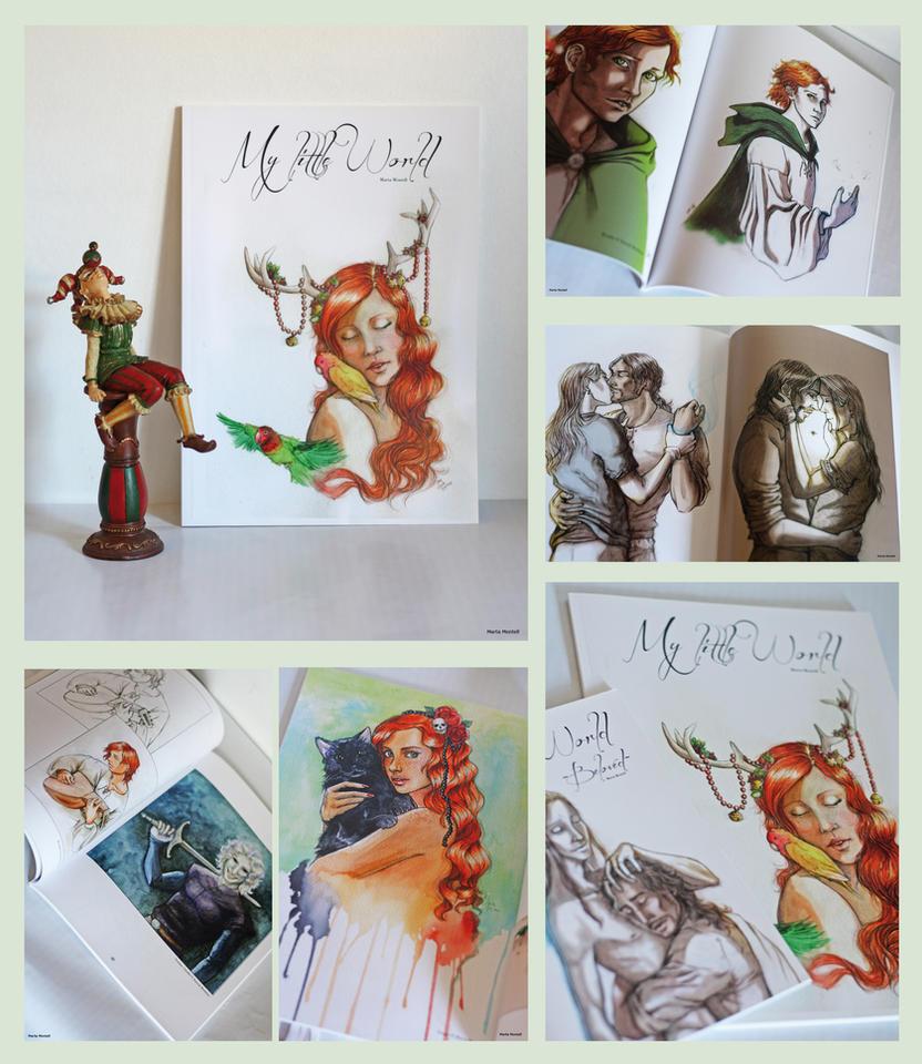Artbook by MartAiConan