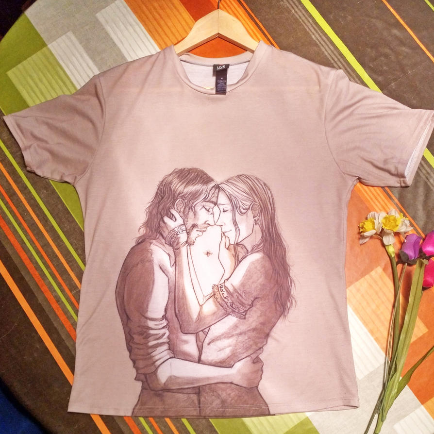 FOR SALE! __Shirt Fitz and Fool by MartAiConan