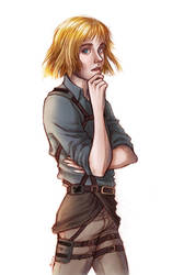 Armin_2 by MartAiConan