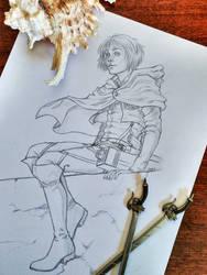 Armin_8 Sketch by MartAiConan