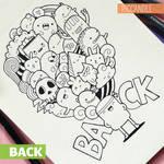 BACK Doodle + Giveaway