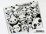 Pandas | Moleskine Doodle [Video]