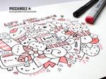 Left Hand Doodle Challenge!