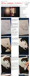 Elder Alien Dragon Tutorial! by kelpie-monster