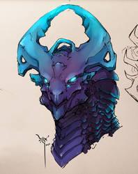 Arches dragon