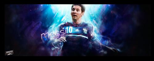 Messi by purplegfx