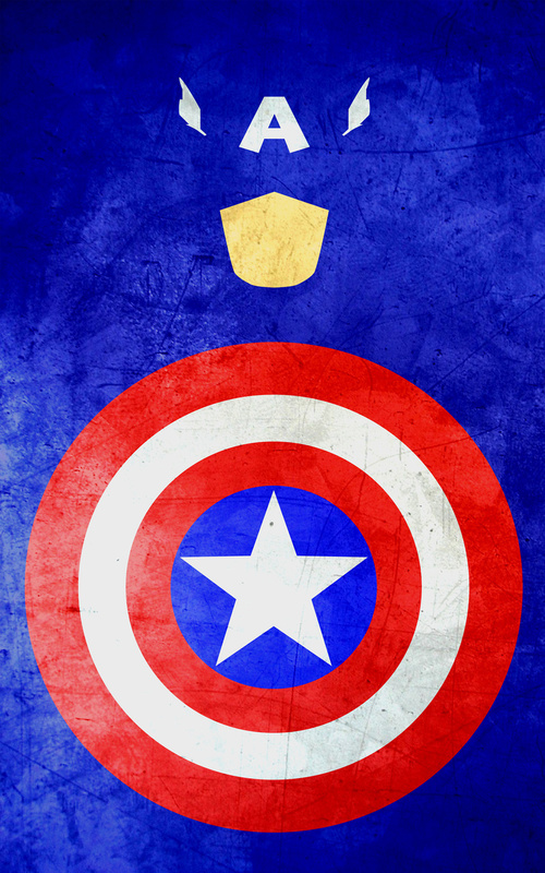 First Avenger by thelincdesign
