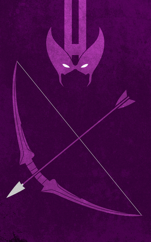 Hawkeye by thelincdesign
