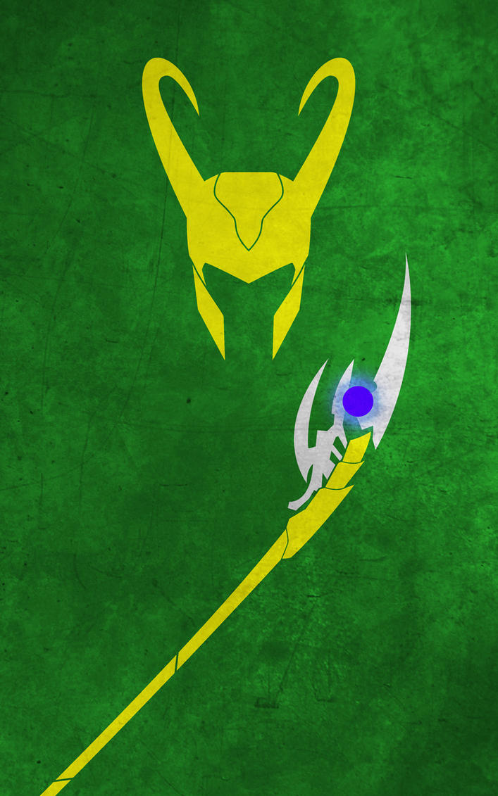 Loki by thelincdesign on deviantart for L art minimaliste def