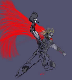 Thor-Sketch