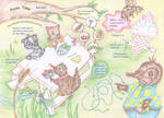 Picnic activity page