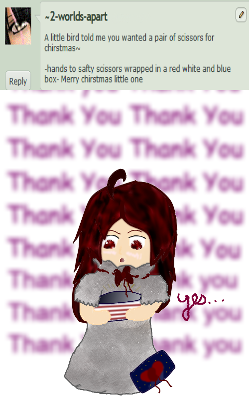 Q38: Nyo # 3 - Christmas Present by Ask-2pChibiAmerica