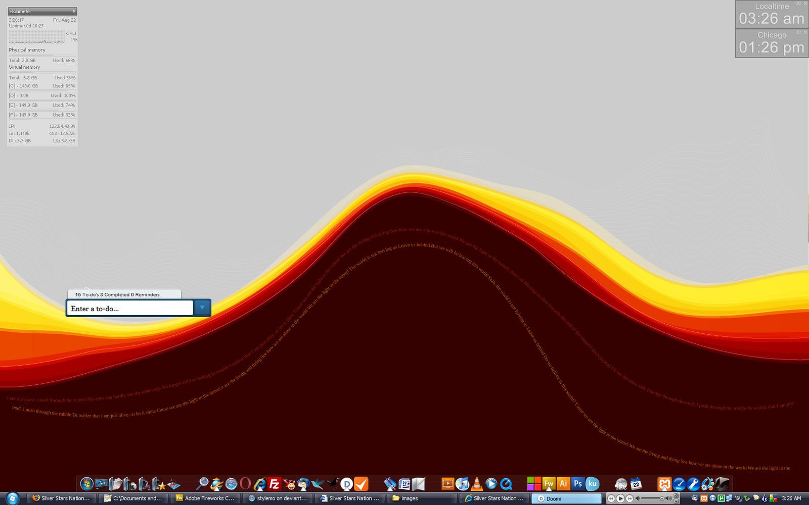 Stylemo Desktop 1 by stylemo