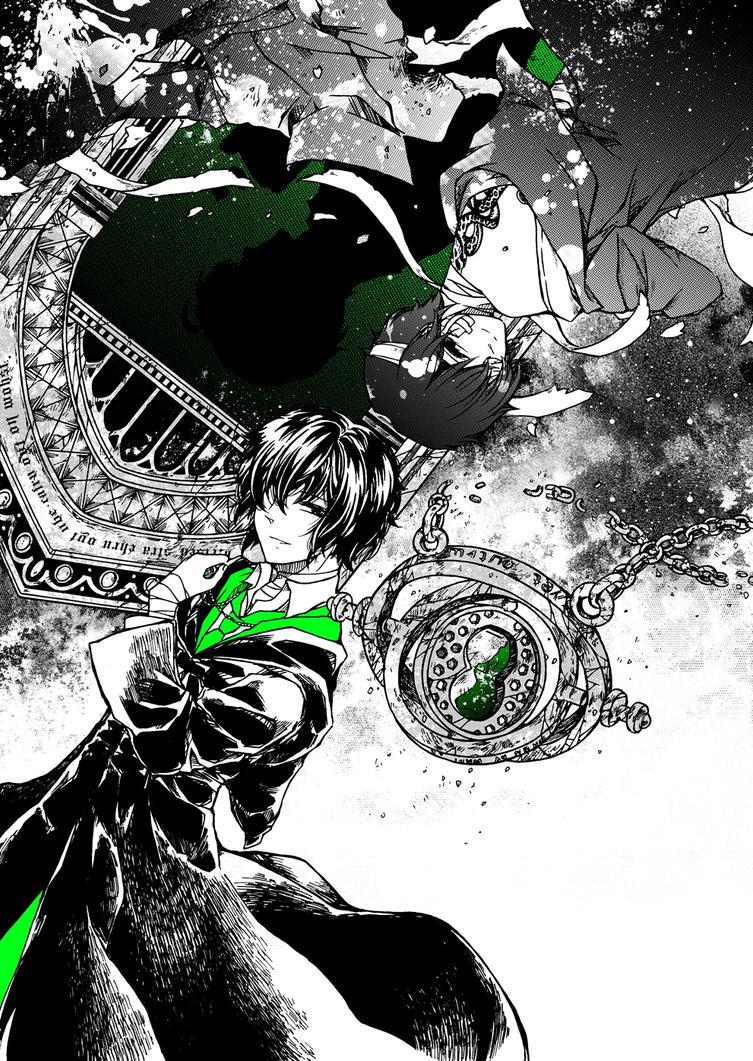 Slytherin l Dazai Osamu (BSD) by ITerAtiveGLue