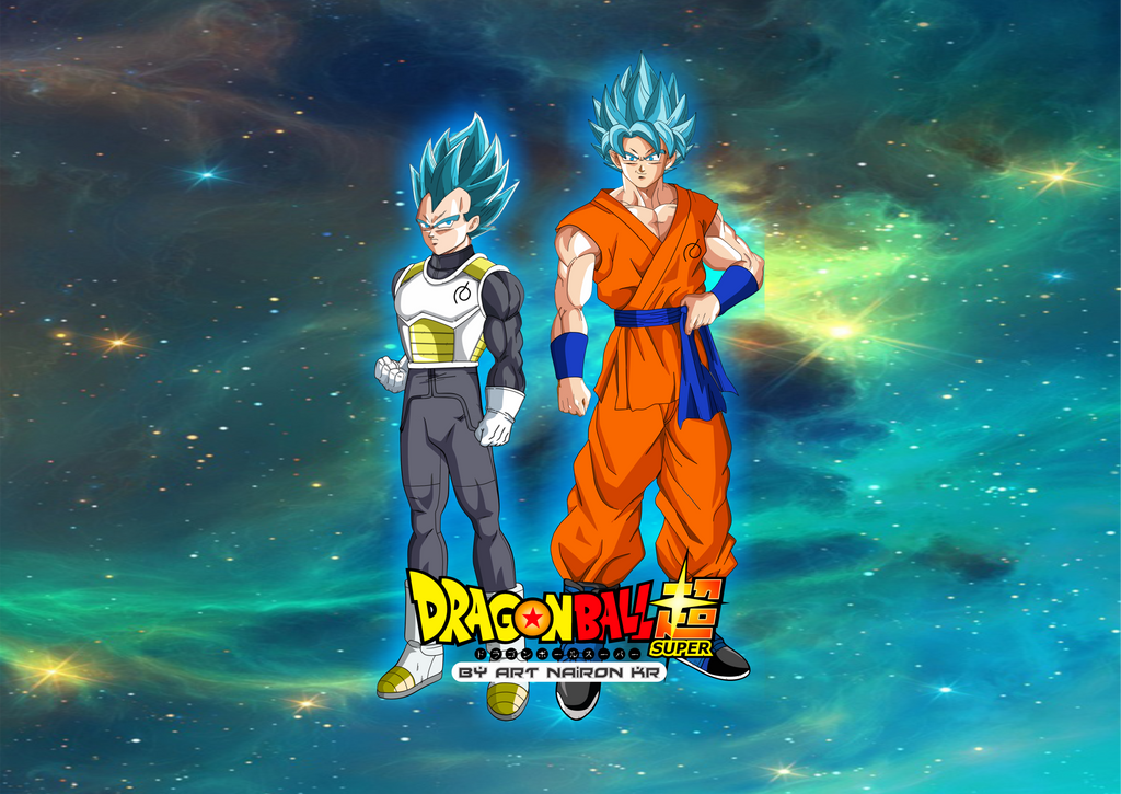 Dragonball fukkatsu no f goku y vegeta ssgss by naironkr - Dragon ball super background music mp3 download ...
