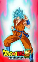 goku ssj blue kaio ken