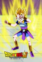 Kyabe Super Saiyan by naironkr