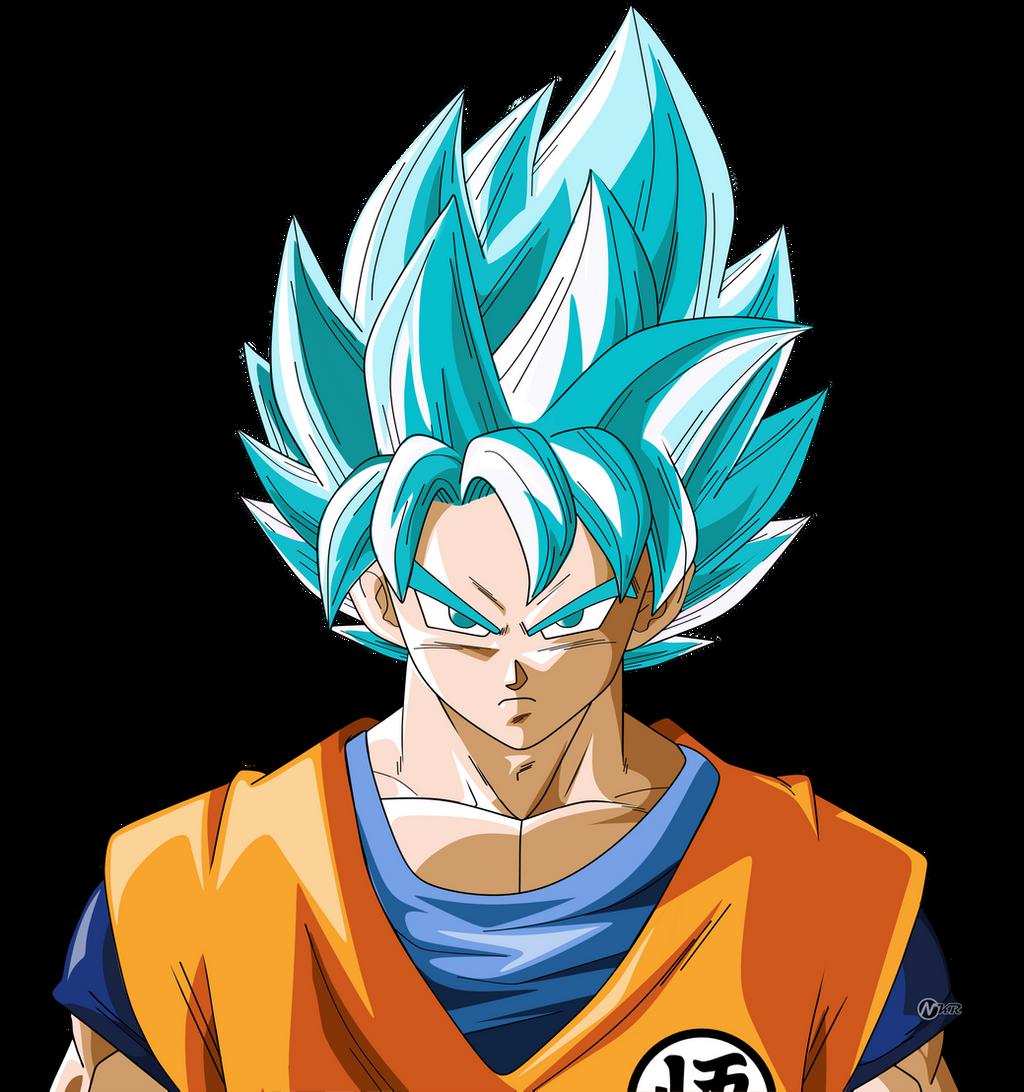Goku Ssj Blue By Naironkr On Deviantart