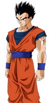 Gohan 2 - Universe Survival by naironkr