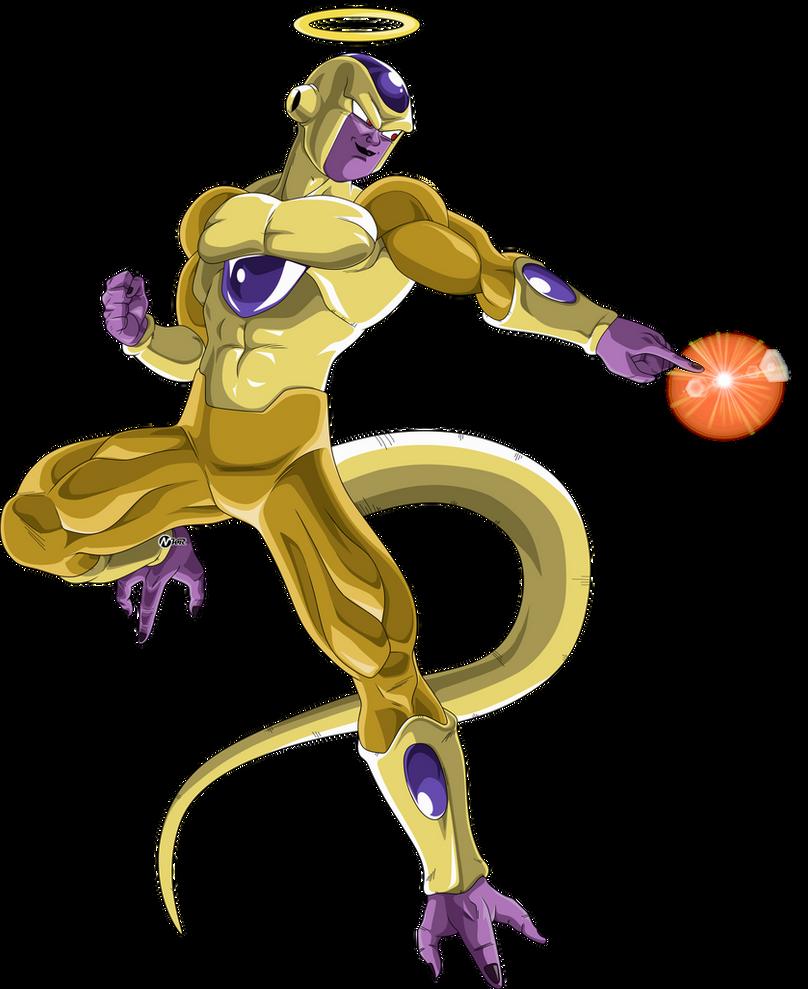 Dragon Ball [Profundizando] Golden_freezer_by_naironkr-db8w44q
