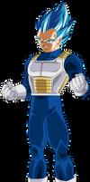 vegeta ssj blue full power