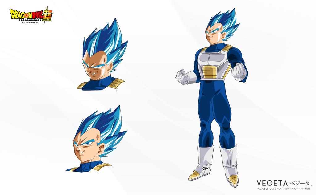 Super Saiyan God Super Saiyan Evolution by naironkr