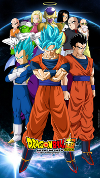 dragon ball super universo 7