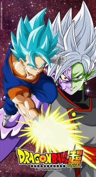 DRAGON BALL SUPER  VEGETTO