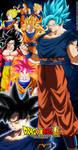 DRAGON BALL SUPER son goku by naironkr