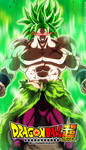 broly dragonball super